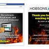 Hobsons – Facebook Contest – Kindle Giveaway